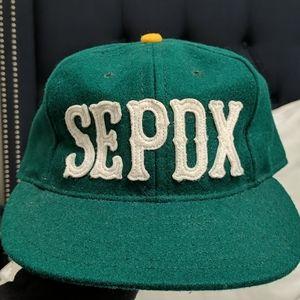 Self Edge Ebbet's Field SEPDX Cap